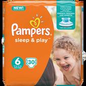 Bild: Pampers Sleep & Play Gr.6 (15+kg)