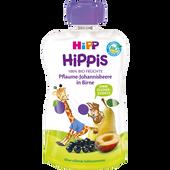 Bild: HiPP Hippi Greta Giraffe - Pflaume-Johannisbeere in Birne