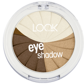 Bild: LOOK BY BIPA Eye Shadow Trio desert brown (11)
