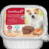 Bild: ZooRoyal Pastete mit Kalb, Kartoffeln & Karotten