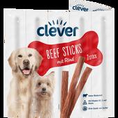 Bild: clever Beef Sticks mit Rind