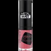Bild: Catrice Liquid Lip Powder frame of roses