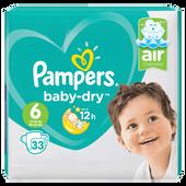 Bild: Pampers Baby-Dry Gr. 6 (13-18kg) Value Pack