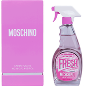 Bild: Moschino Pink Fresh Couture EDT 100ml