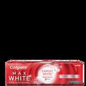 Bild: Colgate Max White Expert White Zahncreme