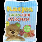 Bild: Katjes Grün-Ohr Bärchen