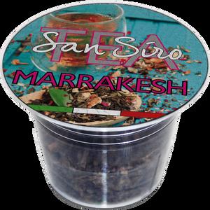 Bild: San Siro Grüner Tee Marrakesch Nr. 1 Teekapseln