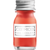 Bild: Catrice Travelight Story Nagellack Chilly Orange