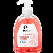 Bild: today Flüssigseife hygienisch frisch antibakteriell