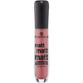 Bild: essence Matt Matt Matt Lipgloss 02 beauty-approved!