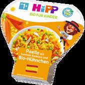 Bild: HiPP Paella mit Gemüse & Bio-Hühnchen