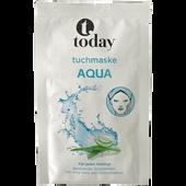 Bild: today Tuchmaske Aqua