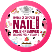 Bild: COCOLABELLE I Dream Of Cupcakes Nagellackentferner Pads