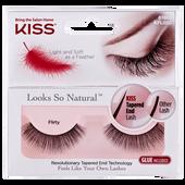Bild: Kiss Looks So Natural Lashes Flirty