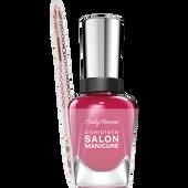 Bild: Sally Hansen Complete Salon Manicure Nagellack + Armkettchen berry important