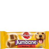 Bild: Pedigree Jumbone Medium Rind