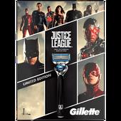 Bild: Gillette Fusion PROSHIELD Justice League Geschenkset