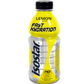 Bild: isostar Fast Hydration Drink Lemon