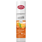 Bild: lavera Fresh Deo Pumpe Bio- Orange & Bio-Sanddorn