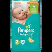 Bild: Pampers Baby-Dry Gr.2 (3-6kg) Big Bag