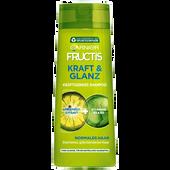 Bild: GARNIER FRUCTIS Kraft & Glanz 2in1 Shampoo