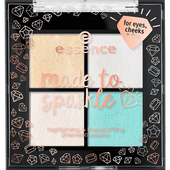 Bild: essence Made to Sparkle Highlighting & Transforming Prismatic Palette