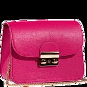 Bild: LOOK BY BIPA Crossbody Bag pink