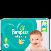 Bild: Pampers Baby-Dry Gr. 4 (9-14kg) Value Pack