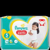 Bild: Pampers Premium Protection Pants Gr. 5 (12-17kg) Jumbo Pack