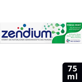 Bild: zendium Zahncreme Fresh Mint