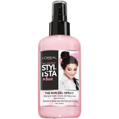 Bild: L'ORÉAL PARIS Stylista The Bun Gel-Spray