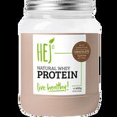 Bild: HEJ Natural Whey Protein Chocolate