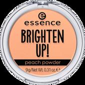Bild: essence Brighten Up! Peach Powder