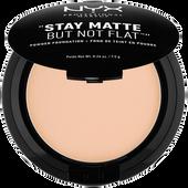 Bild: NYX Professional Make-up Stay Matte But Not Flat Powder Foundation