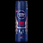 Bild: NIVEA MEN DRY Impact Deospray