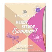 Bild: essence Ready, Steady, Summer! Instant Matt Blotting Paper