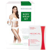 Bild: NOVASAN Geschenkset Body Wrap Set + Medical Slim