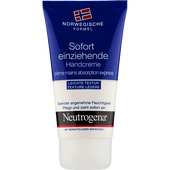 Bild: Neutrogena Norwegische Formel Sofort einziehende Handcreme