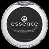 Bild: essence Mono Eyeshadow black is the new black