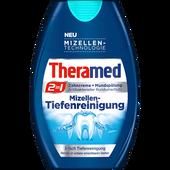 Bild: Theramed 2in1 Mizellen-Tiefenreinigung