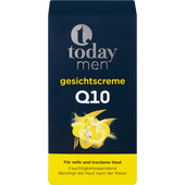 Bild: today men Q10 Gesichtscreme