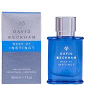 Bild: David Beckham Made Of Instinct EDT