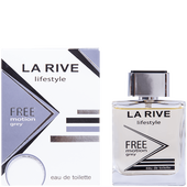 Bild: LA RIVE lifestyle Free Motion Grey EDT