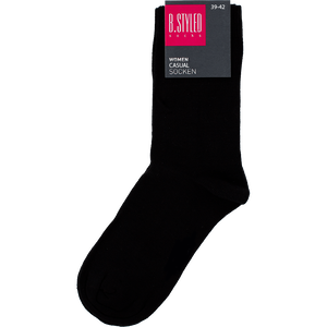 Bild: B.STYLED Woman Casual Socken schwarz