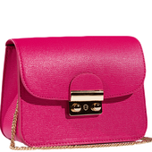 Bild: LOOK BY BIPA Crossbody Bag pink