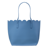 Bild: LOOK BY BIPA Shopper blau