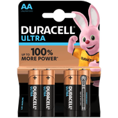 Bild: DURACELL Ultra Power Alkaline AA Batterien