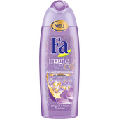 Bild: Fa Magic Oil Duft der violetten Orchidee Duschgel
