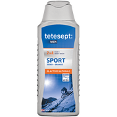 Bild: tetesept: Men Sport 2in1 Hair & Bodywash
