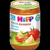 Bild: HiPP Gemüse Lasagne